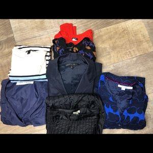 Reseller lot 7 items J Crew Odille Boden Kimchi